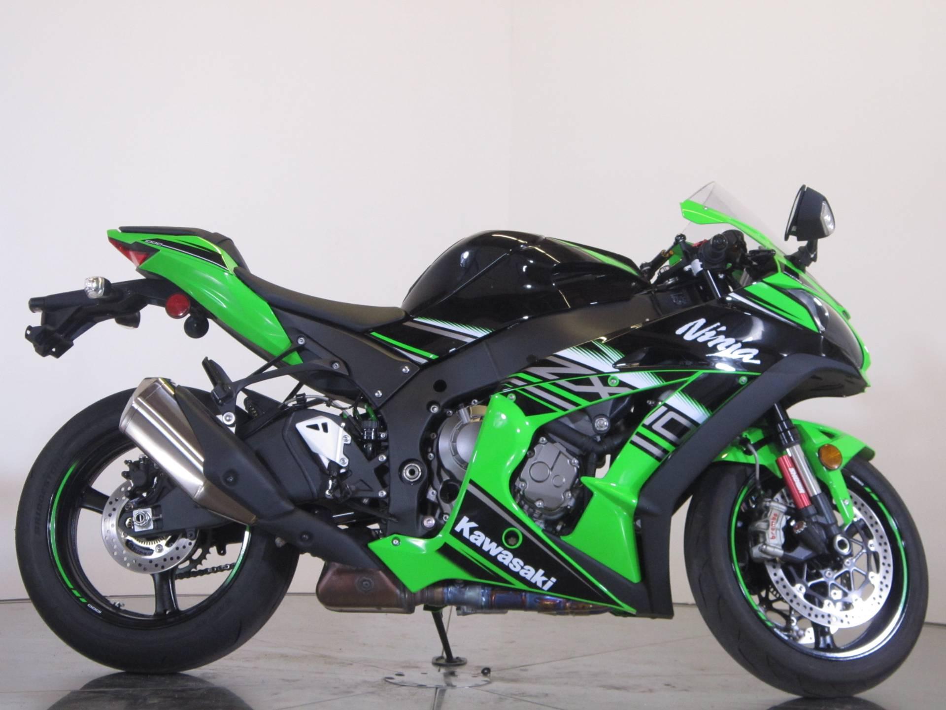 Used 2017 Kawasaki Ninja Zx 10r Abs Krt Edition Motorcycles In