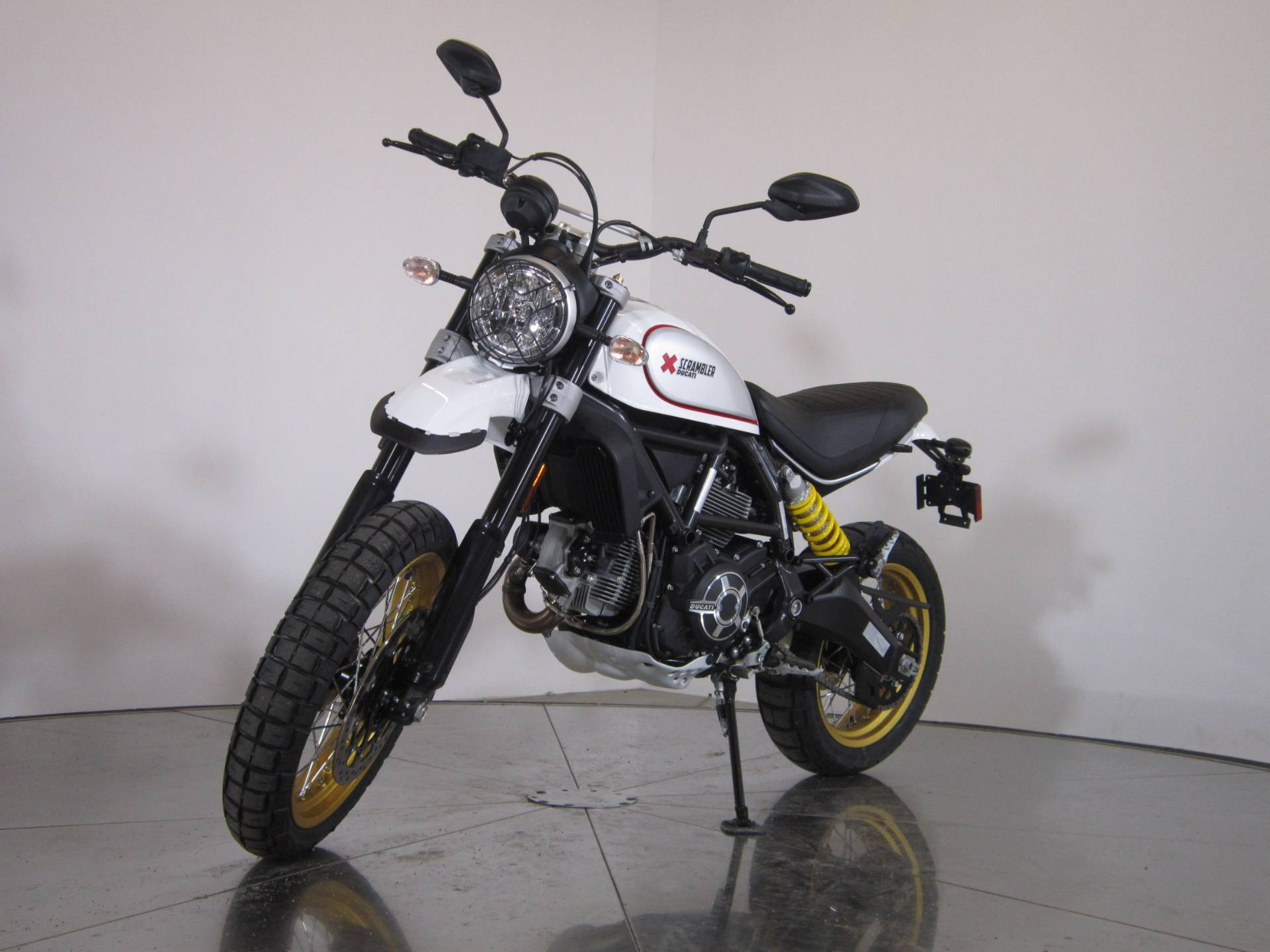 2018 Ducati Scrambler Desert Sled in Greenwood Village, Colorado