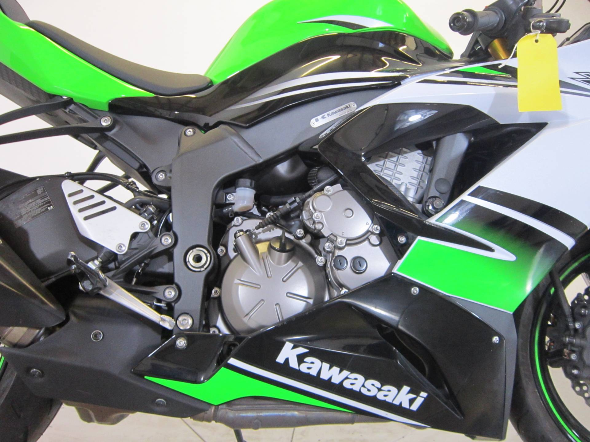 2015 Kawasaki Ninja® ZX™-6R 30th Anniversary in Greenwood Village, Colorado
