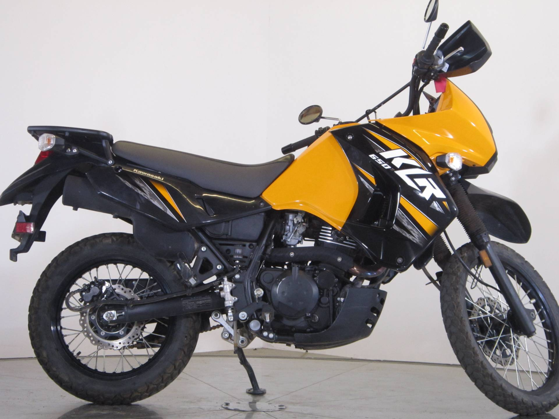 Used 2013 Kawasaki KLR™650 Motorcycles in Greenwood Village, CO ...