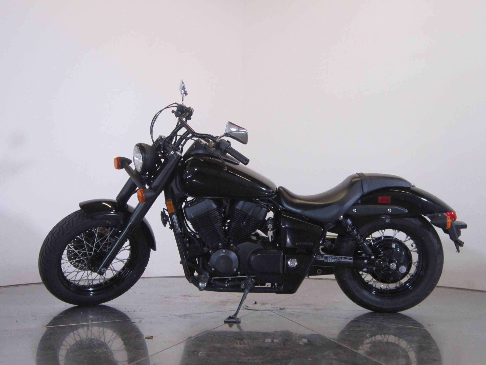 2015 Honda Shadow Phantom 5