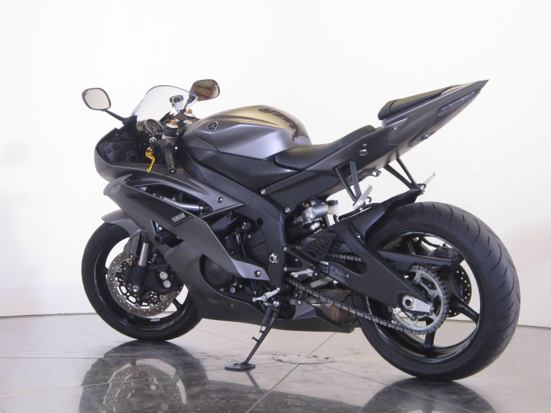2016 Yamaha YZF-R6 6