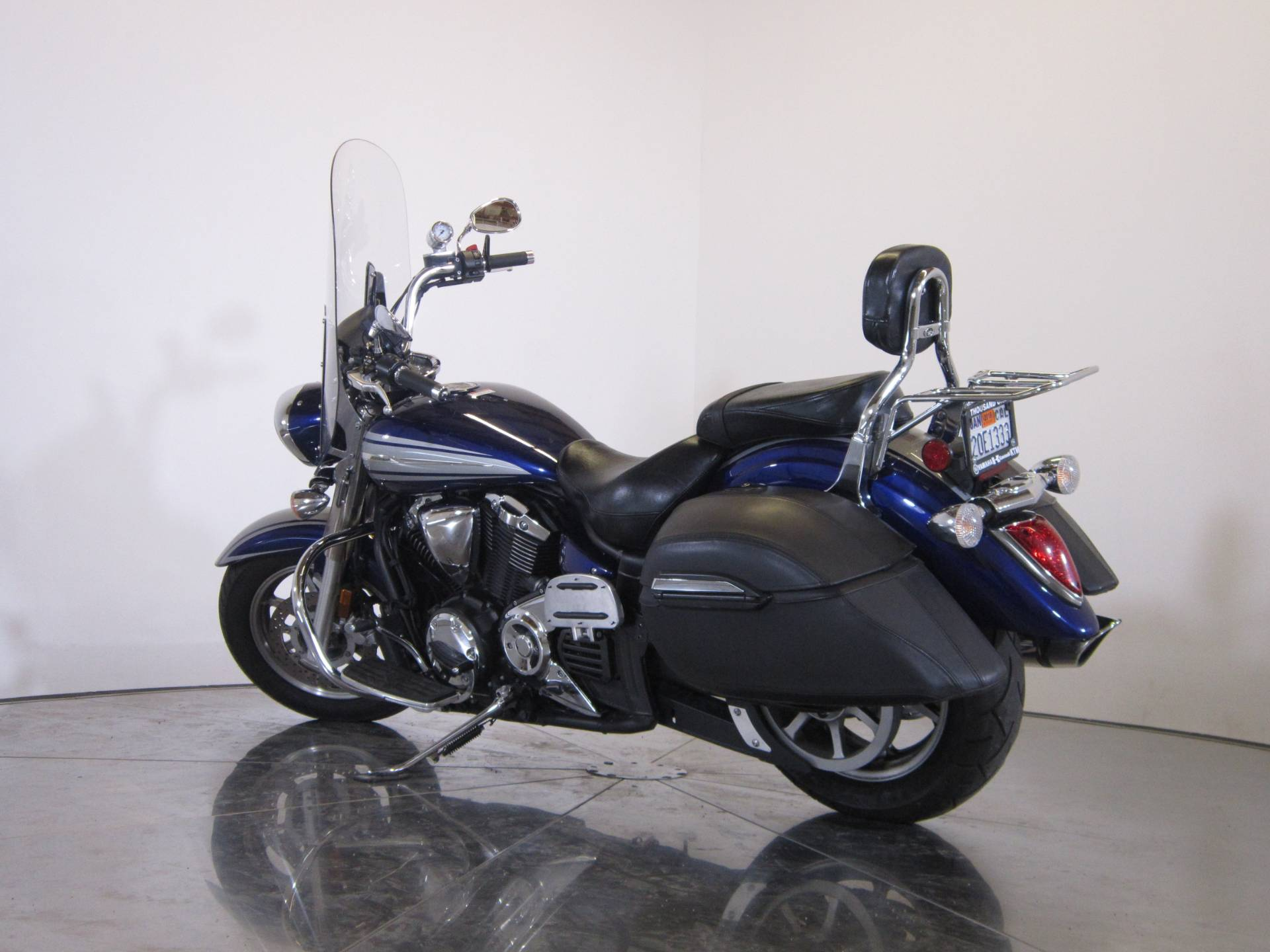 2009 Yamaha V Star 1300 Tourer in Greenwood Village, Colorado