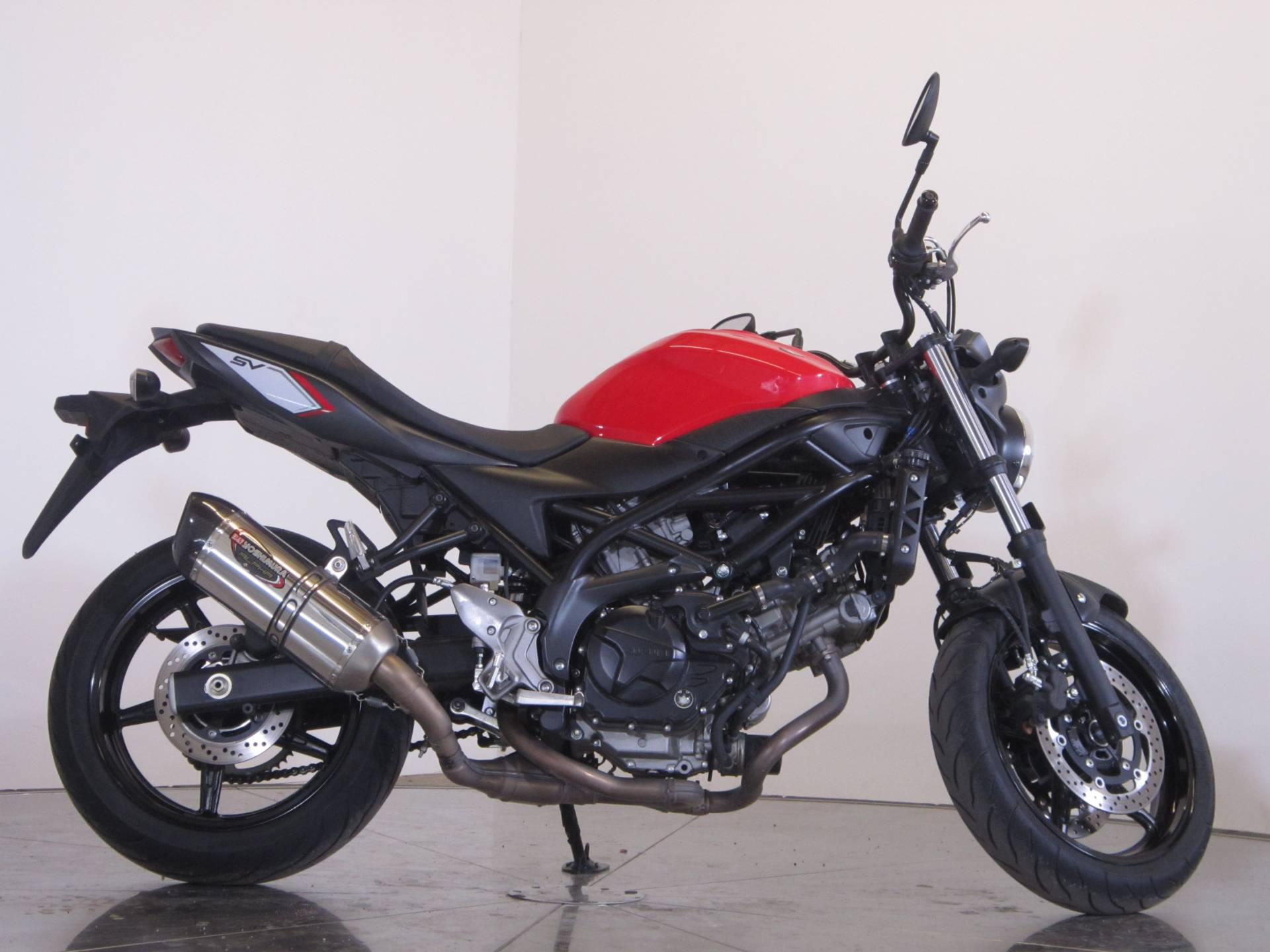 2017 Suzuki SV650 for sale 45170