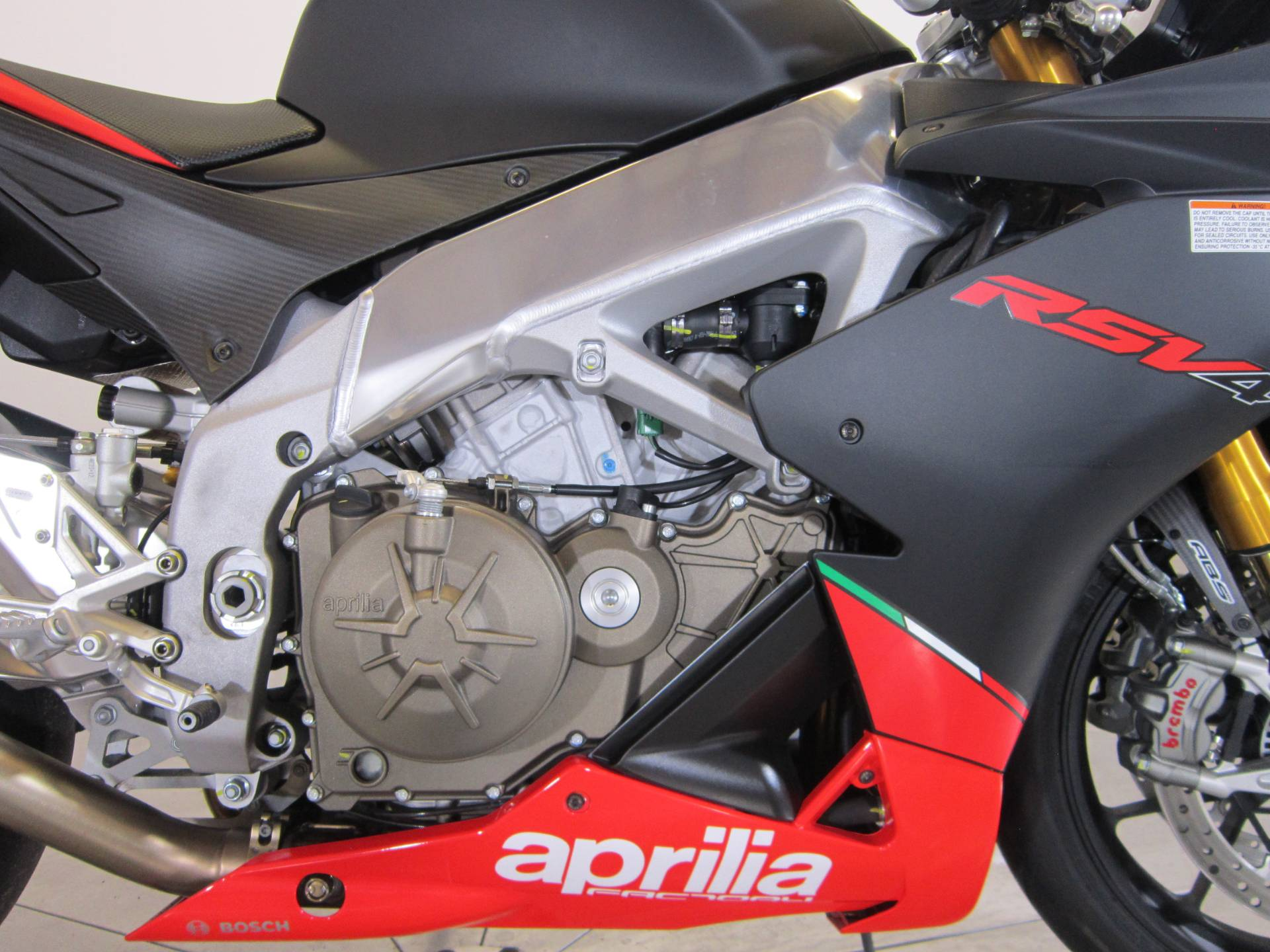 2015 Aprilia RSV4 Factory APRC ABS in Greenwood Village, Colorado