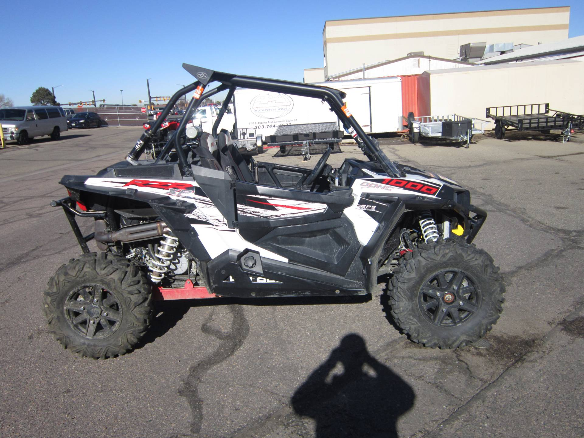 2014 Polaris RZR XP 1000 EPS for sale 113139