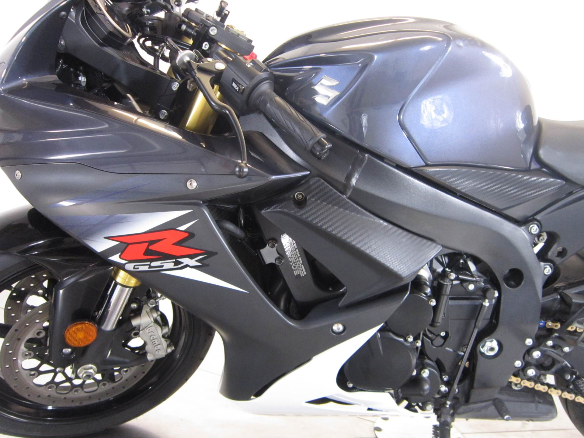 2015 Suzuki GSX-R750 in Greenwood Village, Colorado