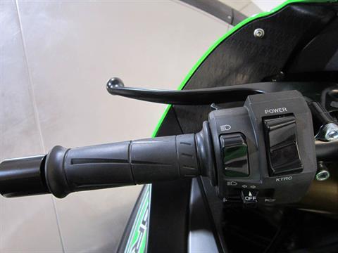 2014 Kawasaki Ninja® ZX™-6R ABS in Greenwood Village, Colorado