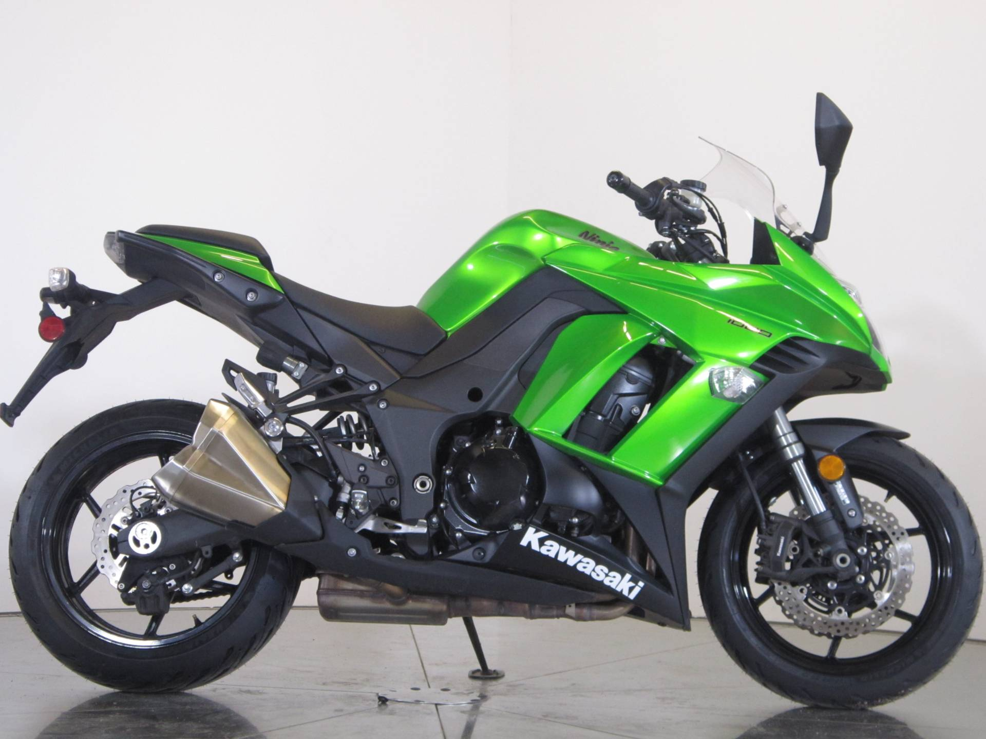 Used 2014 Kawasaki Ninja® 1000 ABS Motorcycles in Greenwood Village ...