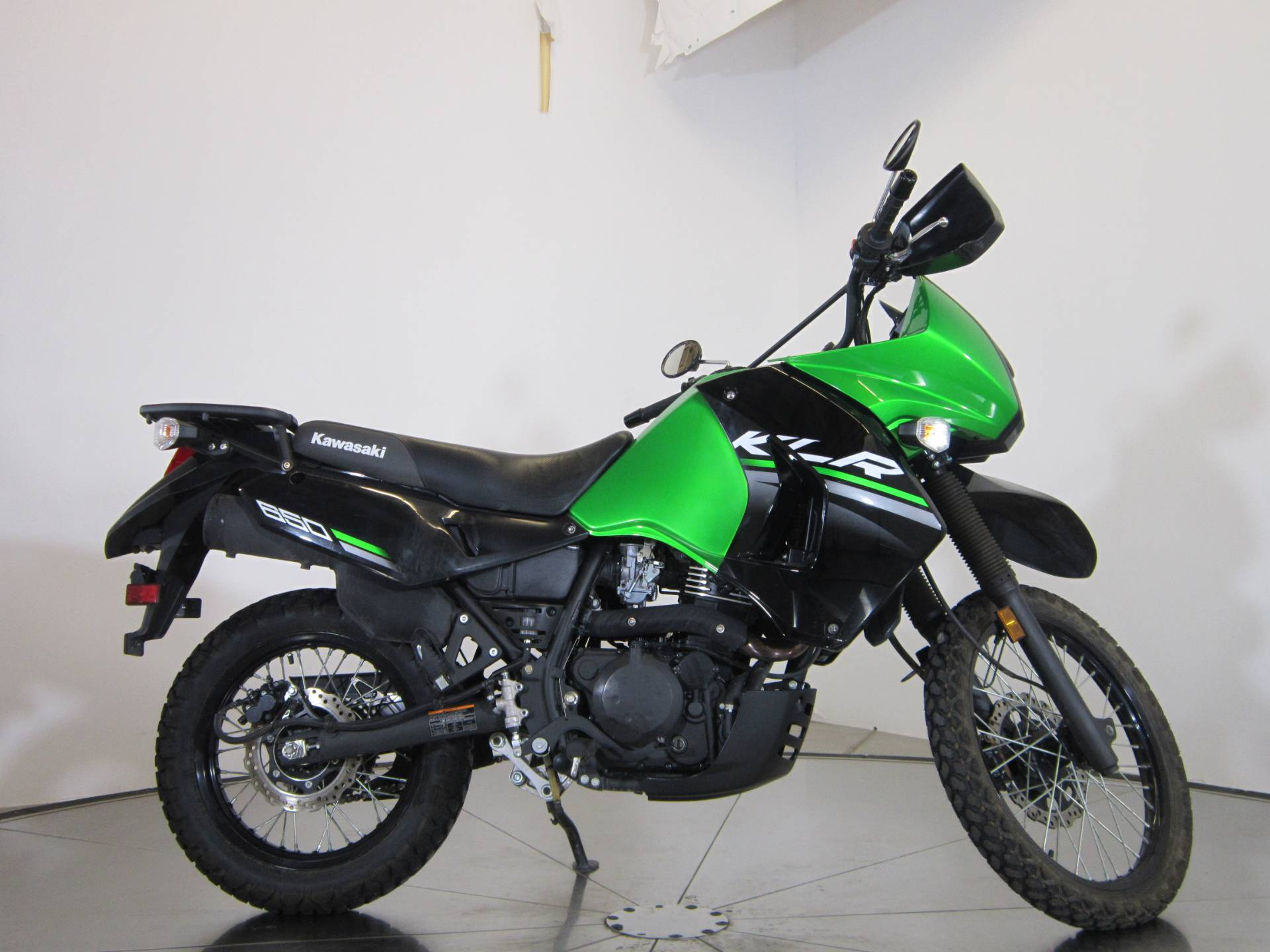 New 2016 Kawasaki Klr 650 Motorcycles In Greenwood Village Co
