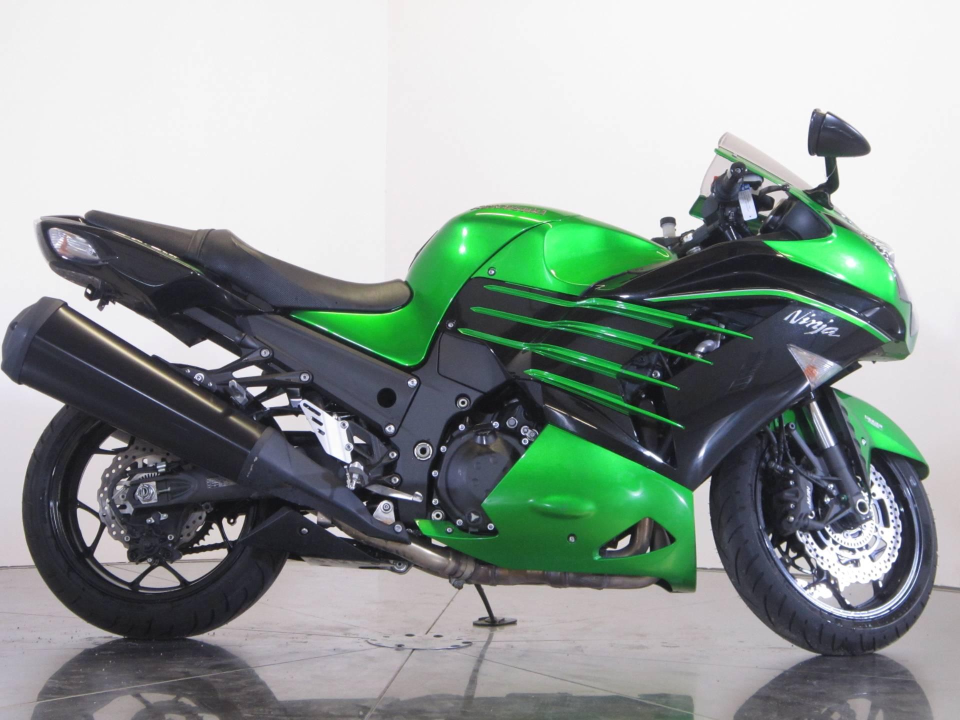 2015 Kawasaki Ninja ZX-14R ABS 1
