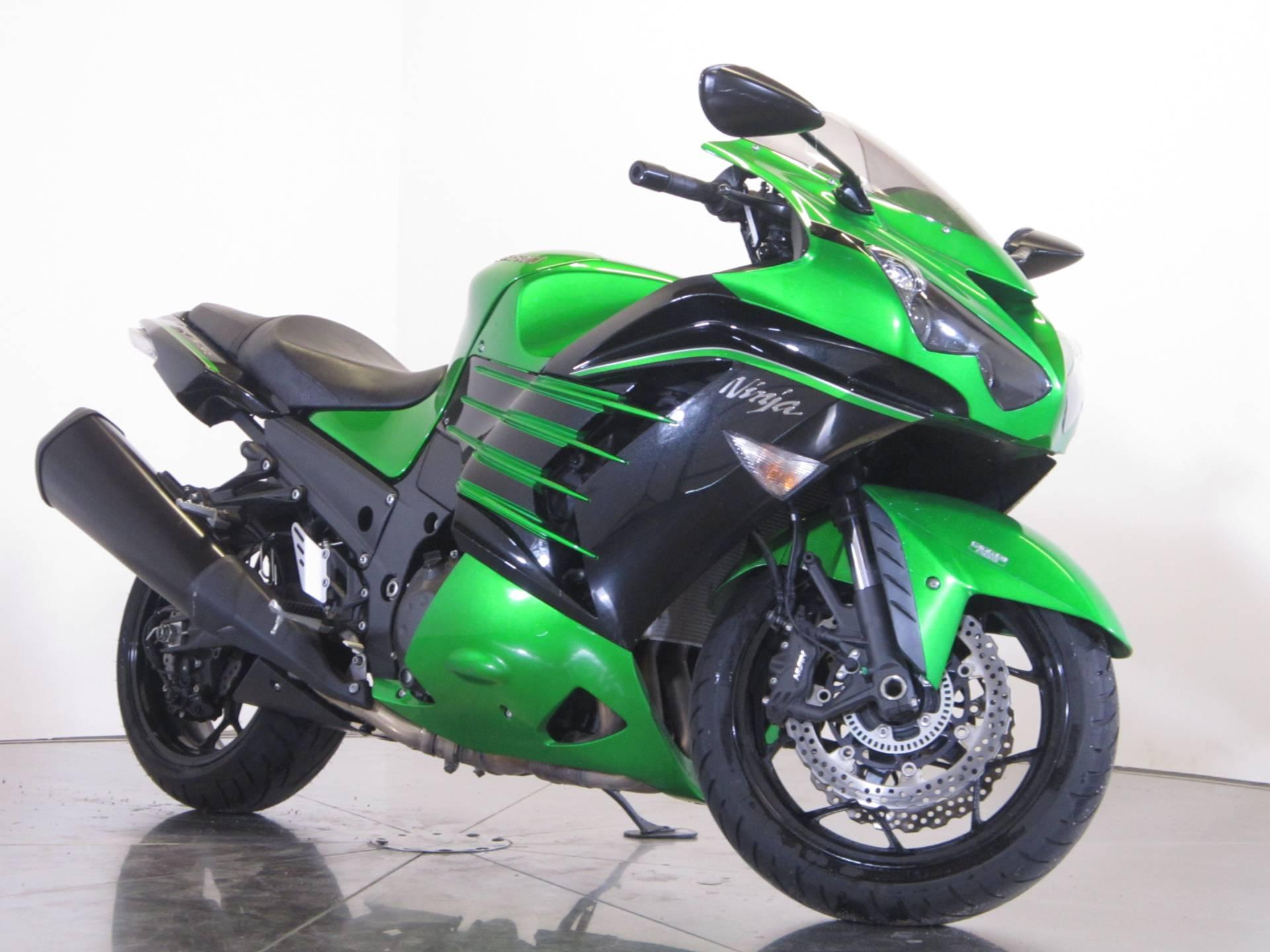 2015 Kawasaki Ninja ZX-14R ABS 2