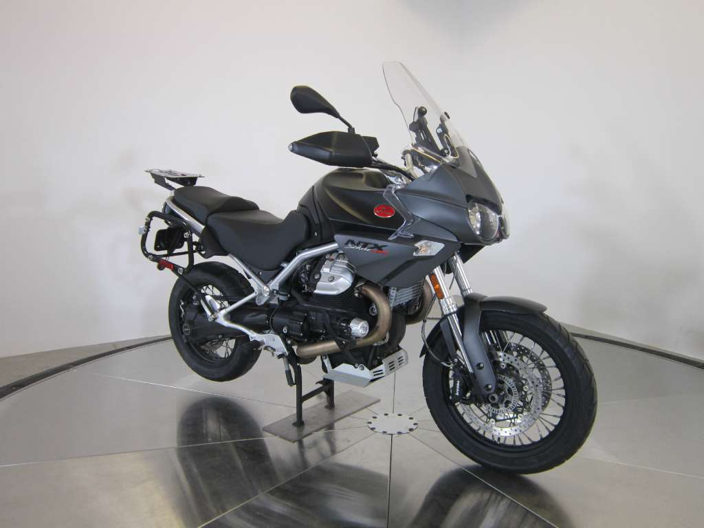 2013 Moto Guzzi Stelvio 1200 NTX ABS in Greenwood Village, Colorado