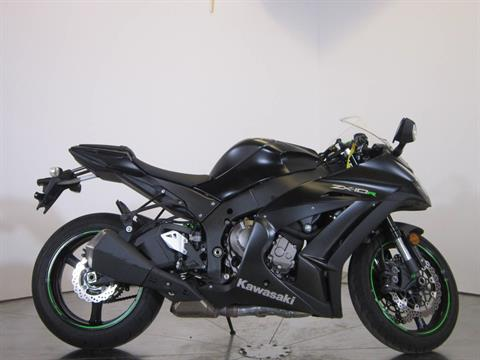 2015 Kawasaki Ninja® ZX™-10R in Greenwood Village, Colorado