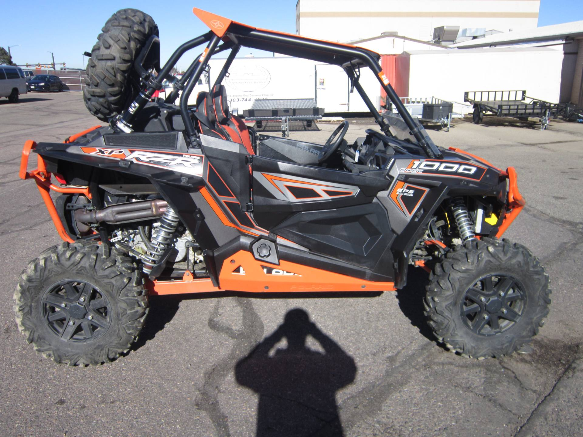 2014 Polaris RZR XP 1000 EPS LE for sale 111544