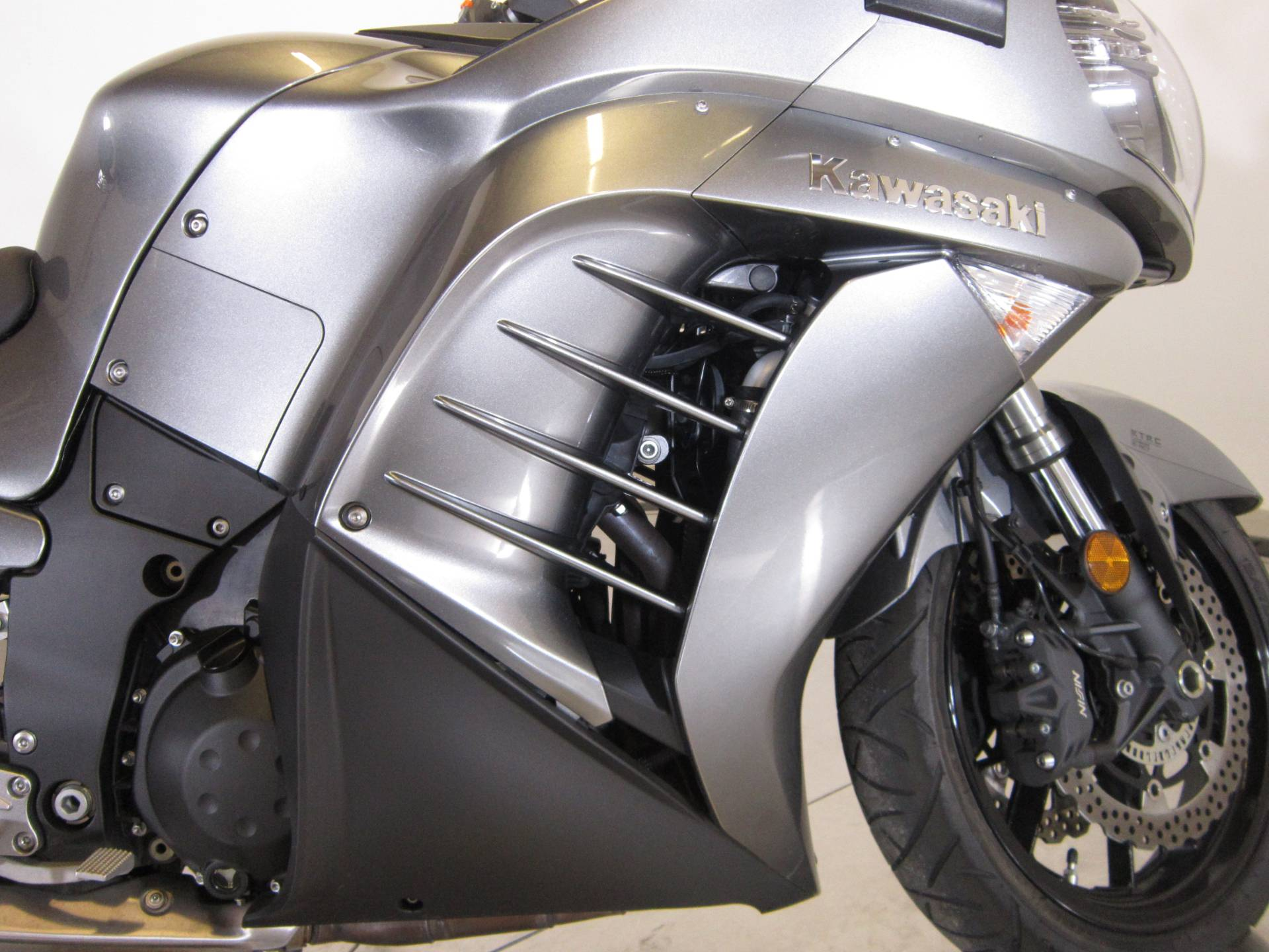 2016 Kawasaki Concours 14 ABS in Greenwood Village, Colorado