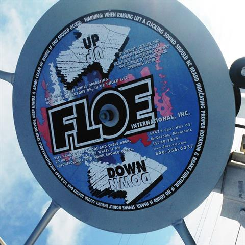 FLOE INTERNATIONAL Vertical Hoist in Saint Helen, Michigan - Photo 8