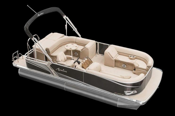 Avalon Pontoon Boat Wiring Diagram