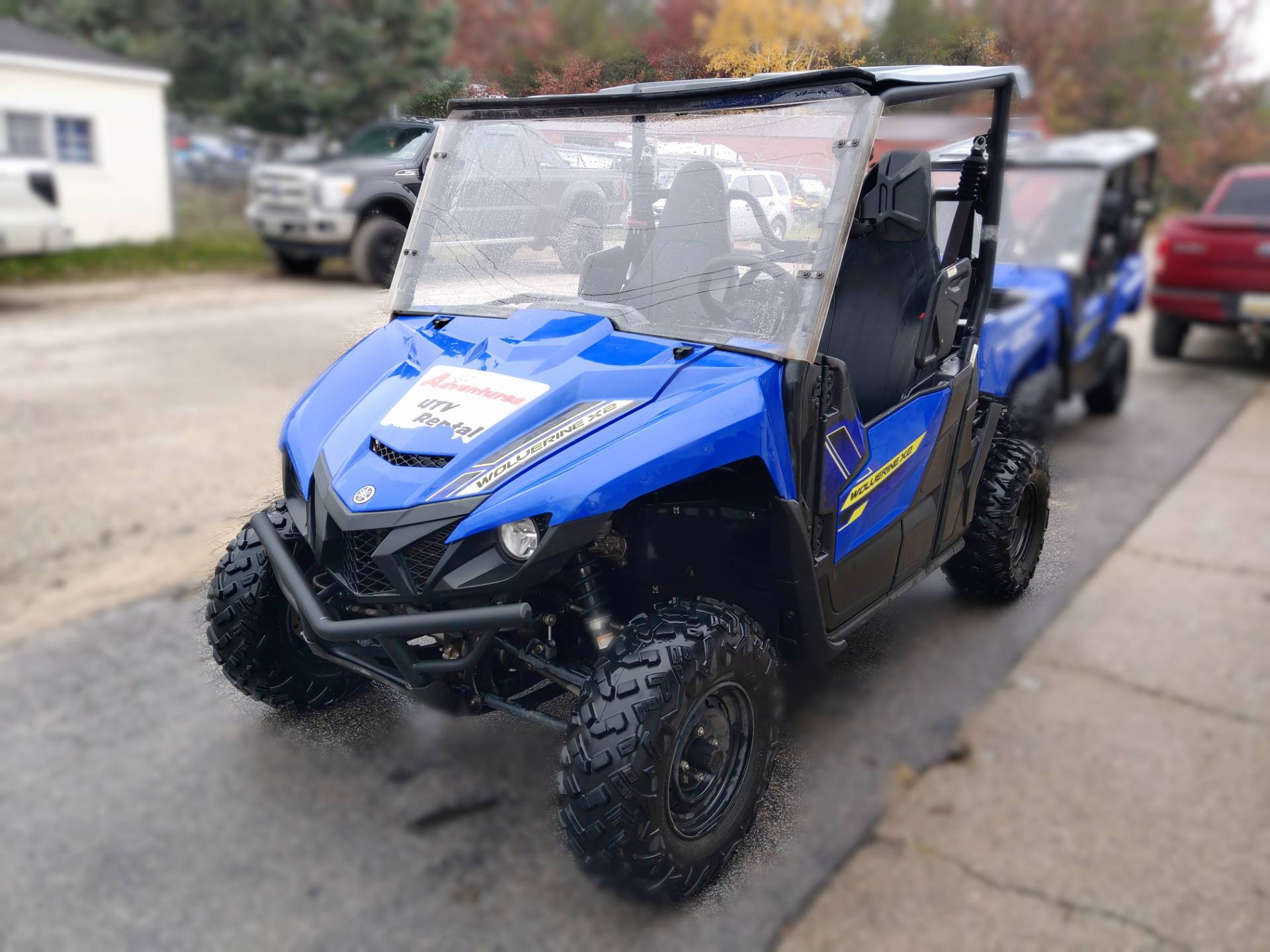 2020 Yamaha Wolverine X2 in Saint Helen, Michigan - Photo 1