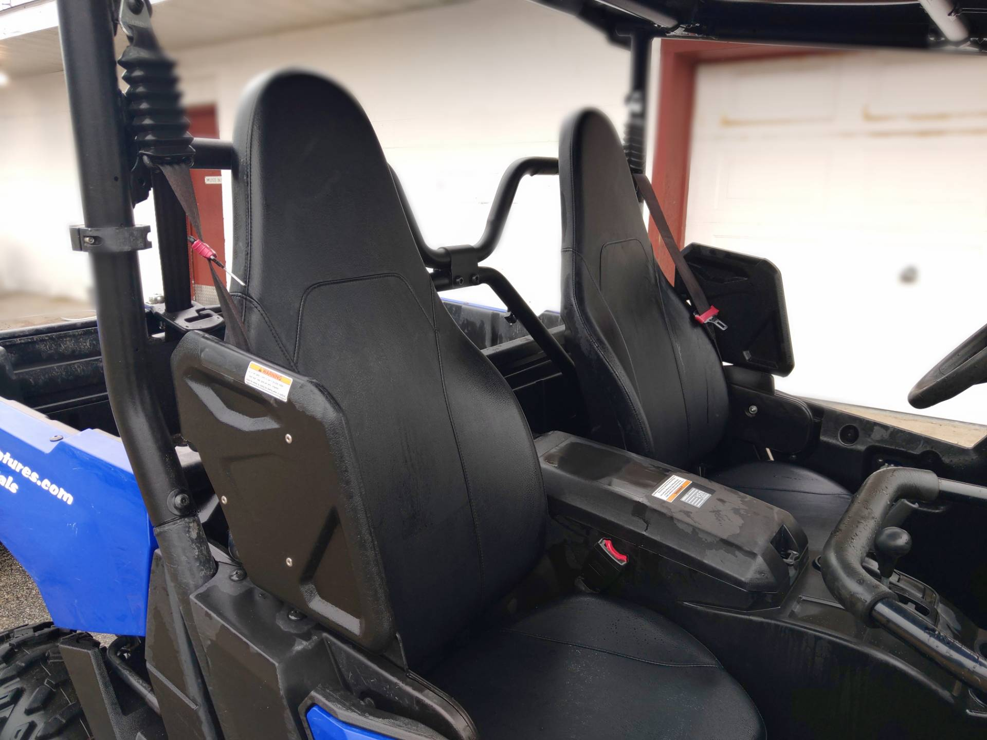 2020 Yamaha Wolverine X2 in Saint Helen, Michigan - Photo 6
