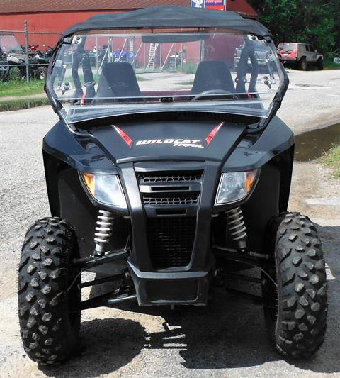 2017 Arctic Cat Wildcat Trail in Saint Helen, Michigan - Photo 2