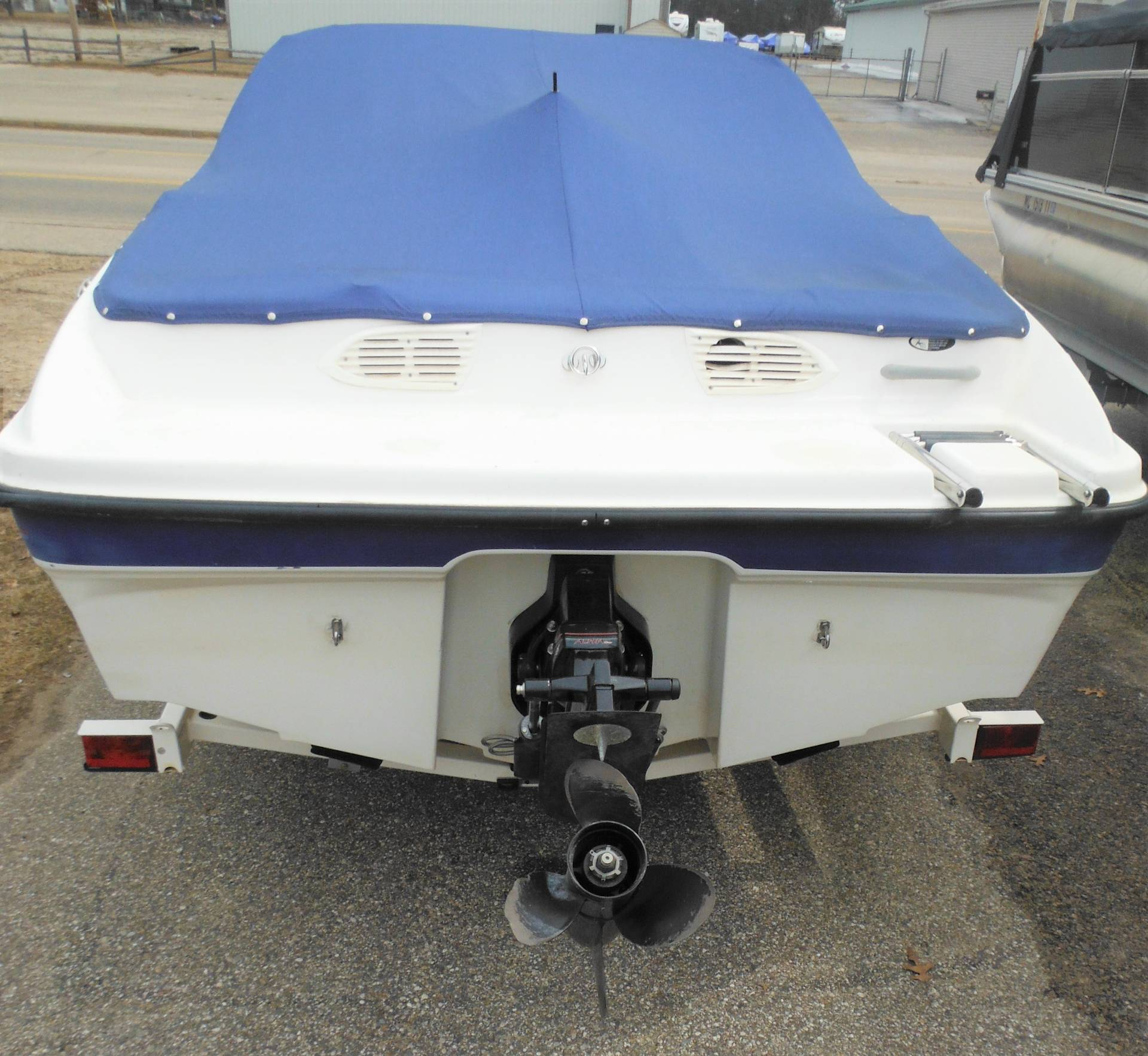 2006 Bayliner 185 Runabout in Saint Helen, Michigan - Photo 4