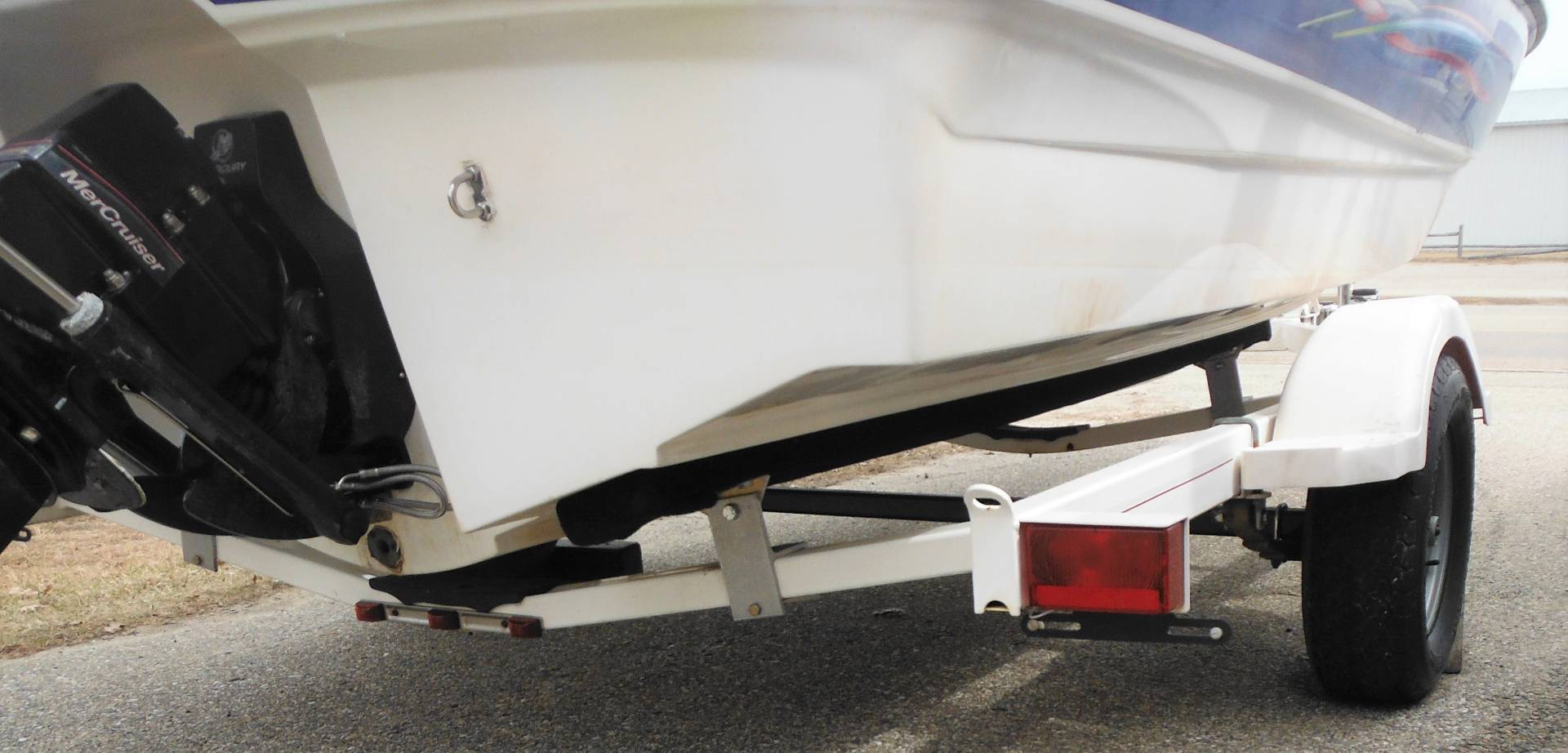 2006 Bayliner 185 Runabout in Saint Helen, Michigan - Photo 10