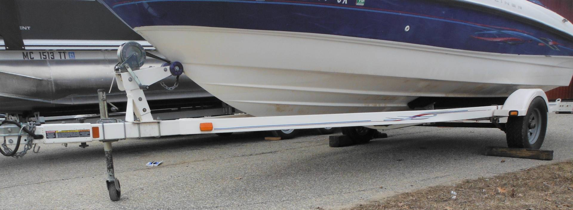 2006 Bayliner 185 Runabout in Saint Helen, Michigan - Photo 12