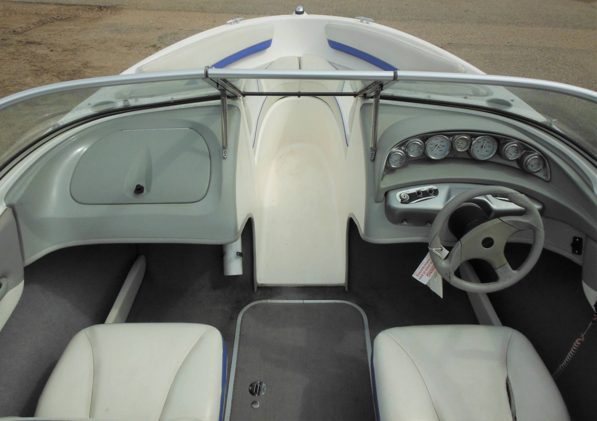 2006 Bayliner 185 Runabout in Saint Helen, Michigan - Photo 24