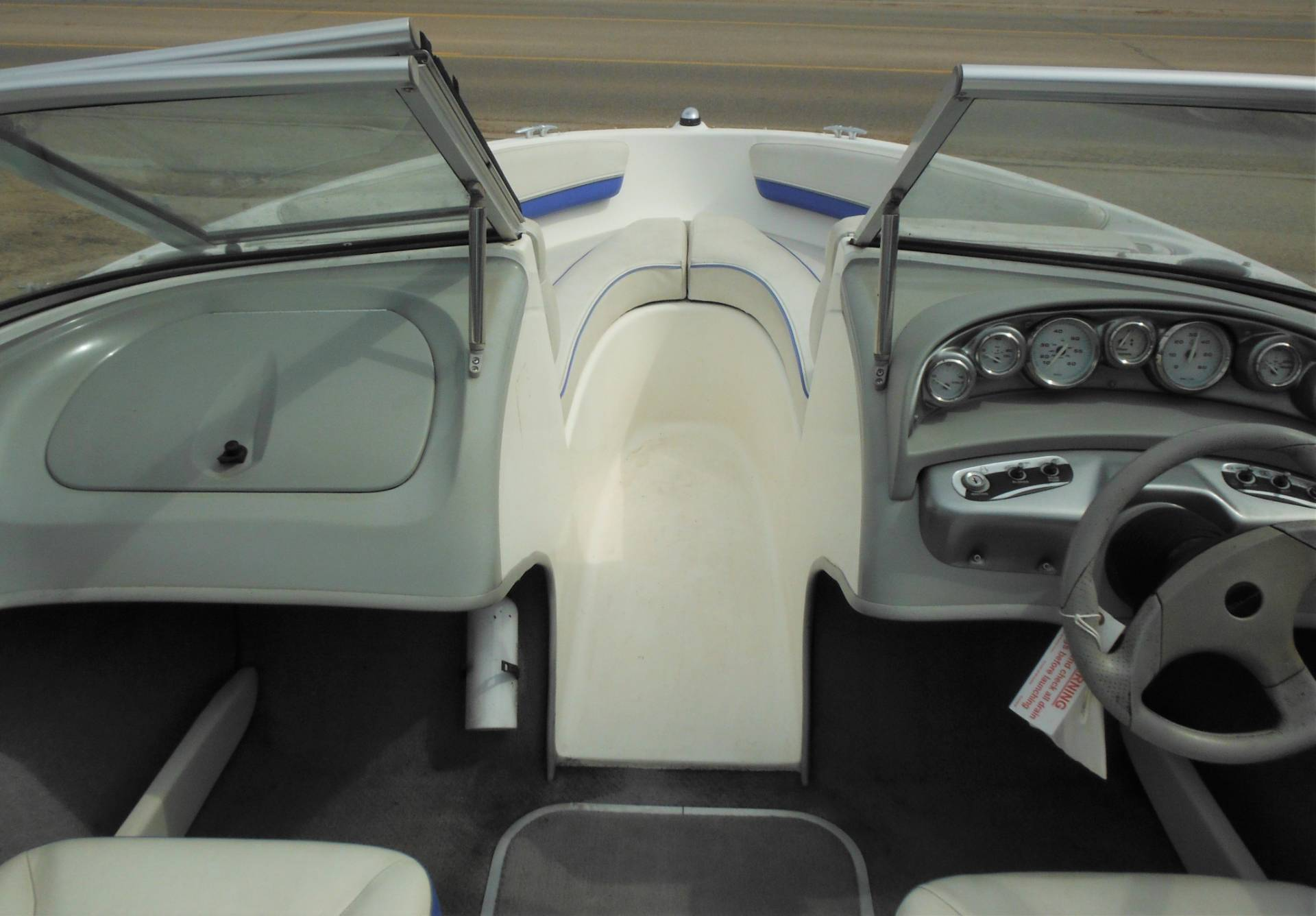 2006 Bayliner 185 Runabout in Saint Helen, Michigan - Photo 25