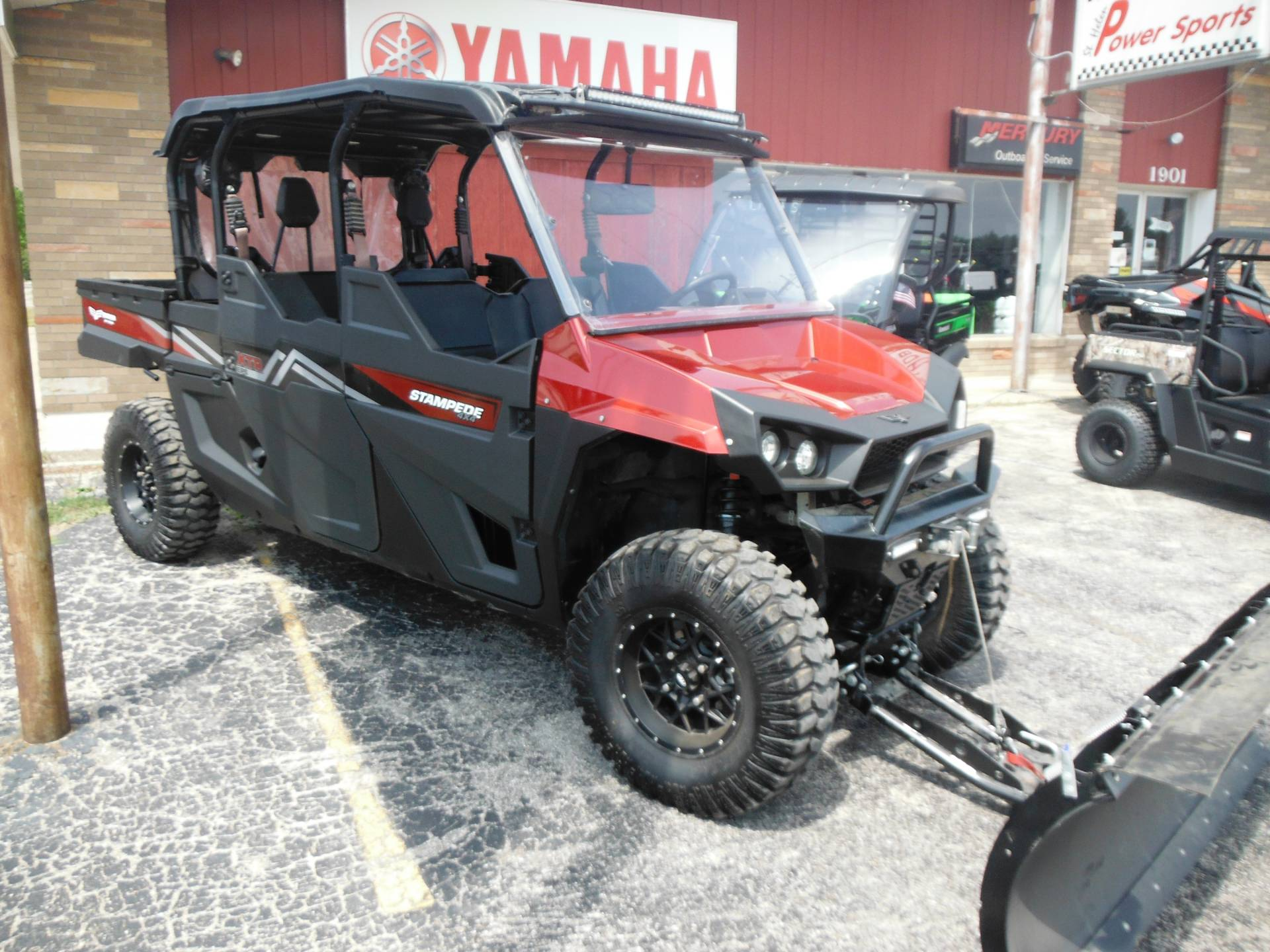 2017 Textron Off Road Stampede 900 XTR EPS in Saint Helen, Michigan - Photo 5