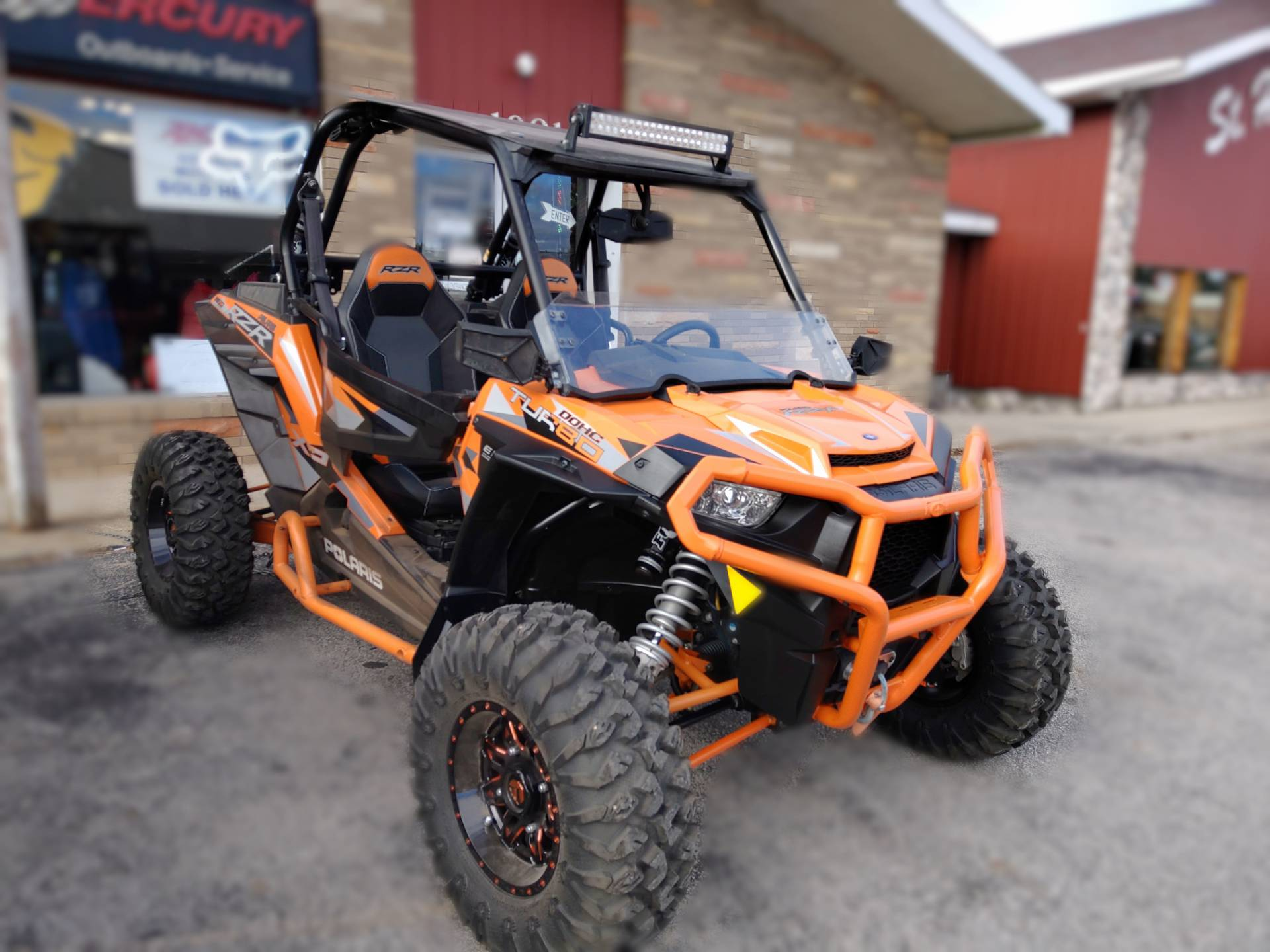 2016 Polaris RZR XP  Turbo EPS in Saint Helen, Michigan - Photo 2