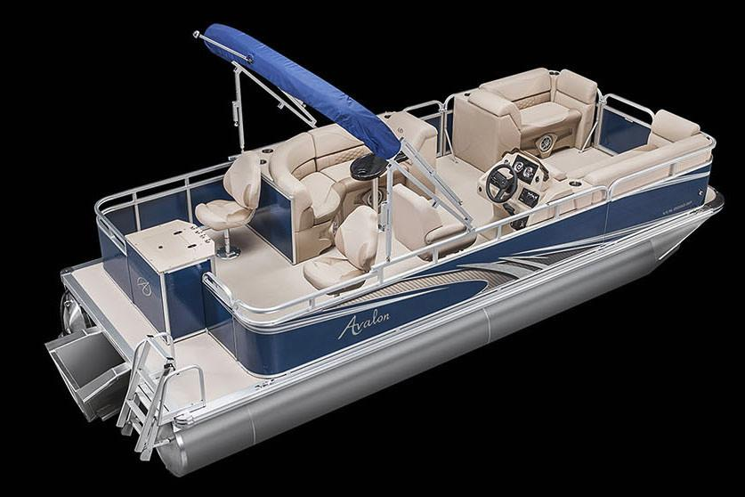 2019 Avalon Venture Rear Fish - 20' in Saint Helen, Michigan - Photo 2