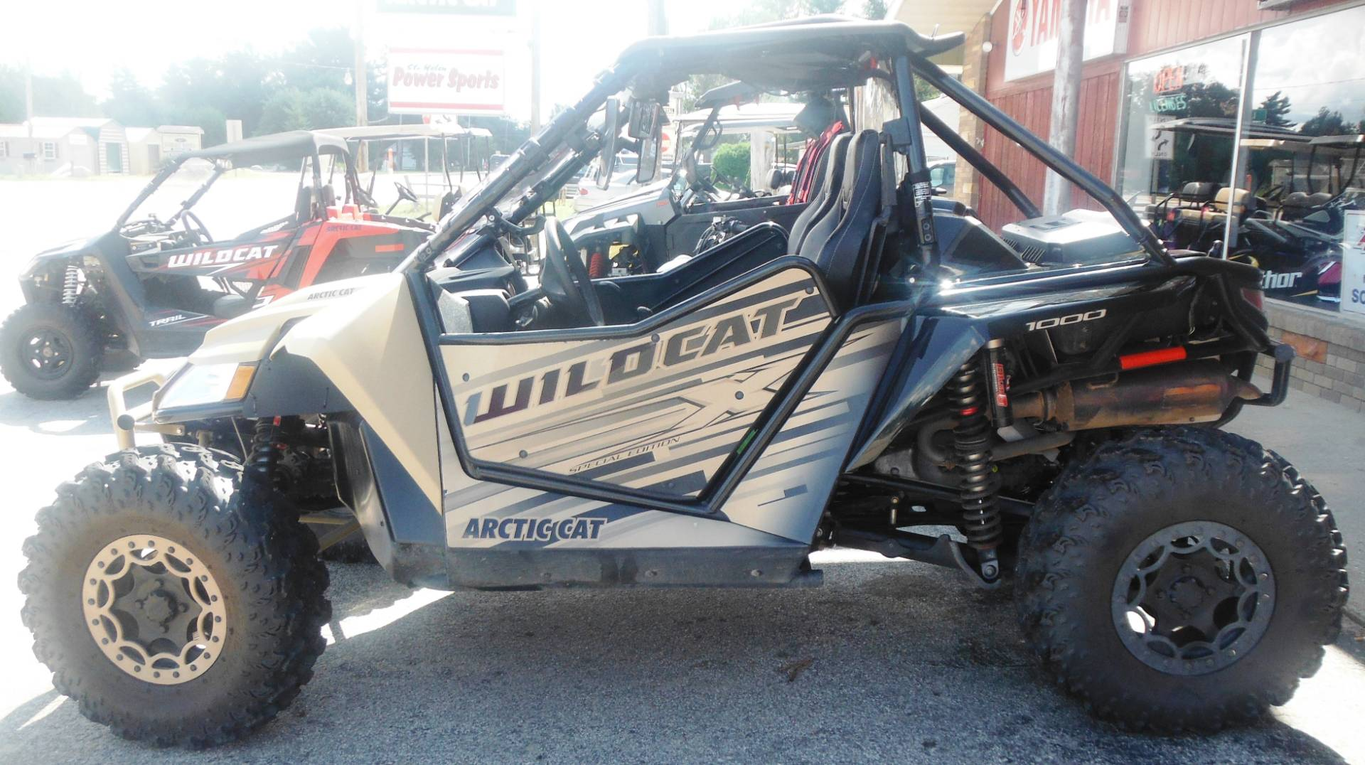 2016 Arctic Cat Wildcat 1000X in Saint Helen, Michigan - Photo 1