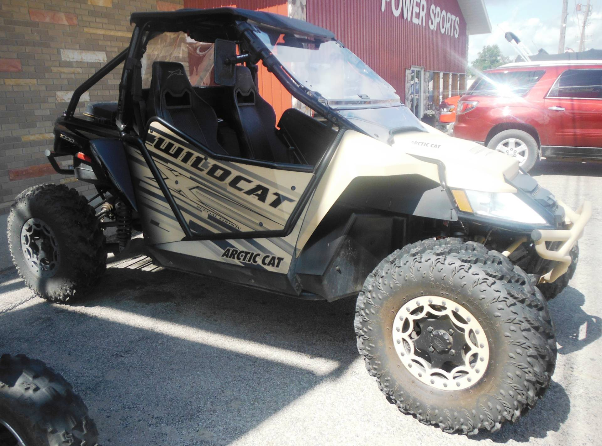 2016 Arctic Cat Wildcat 1000X in Saint Helen, Michigan - Photo 6