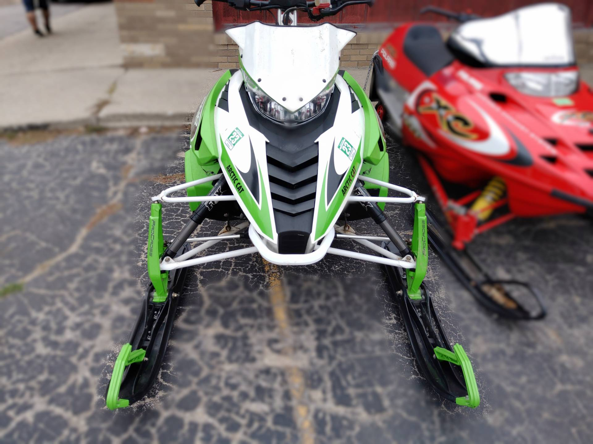 2014 Arctic Cat ZR® 7000 Sno Pro® in Saint Helen, Michigan - Photo 1
