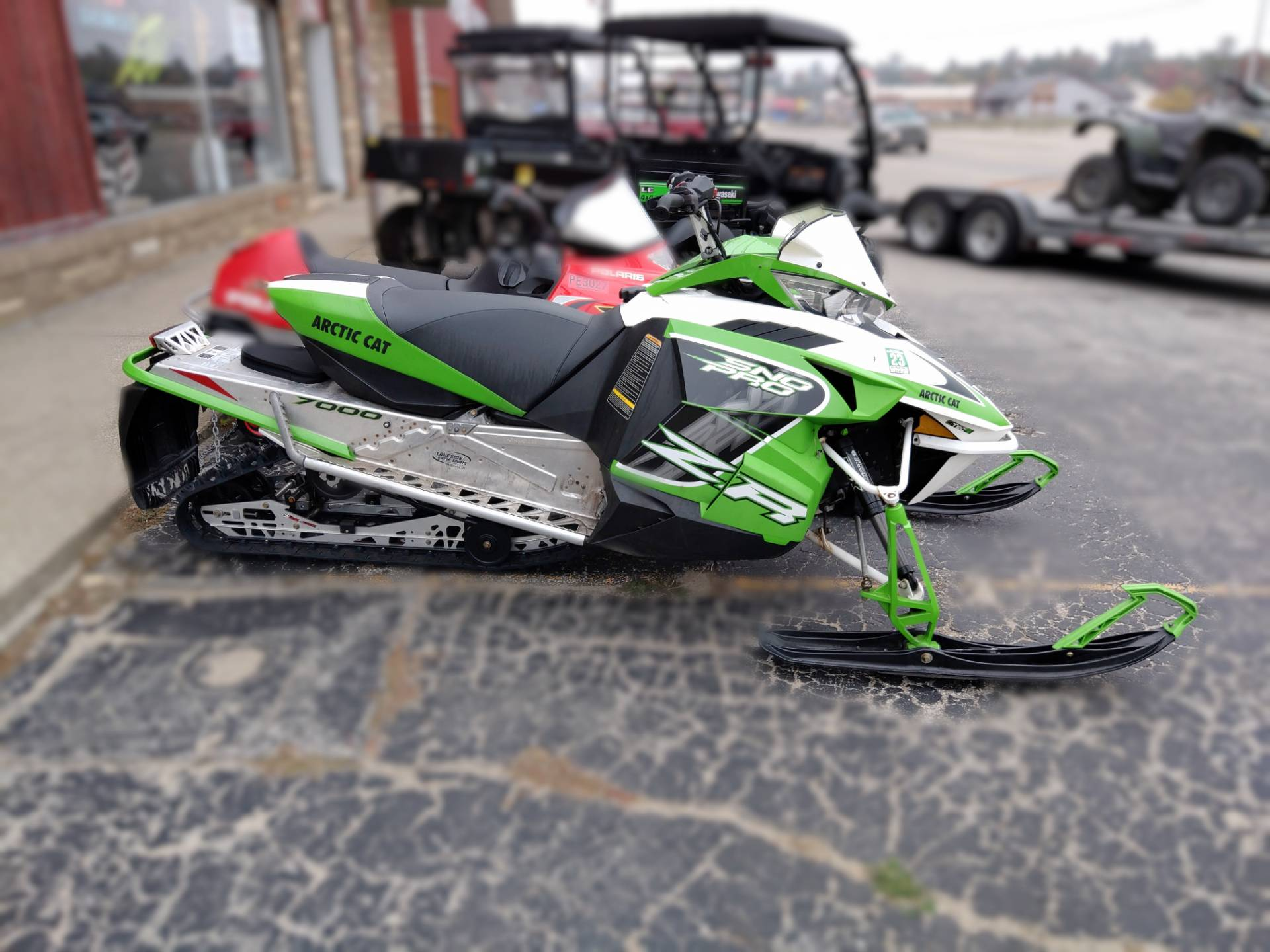 2014 Arctic Cat ZR® 7000 Sno Pro® in Saint Helen, Michigan - Photo 2