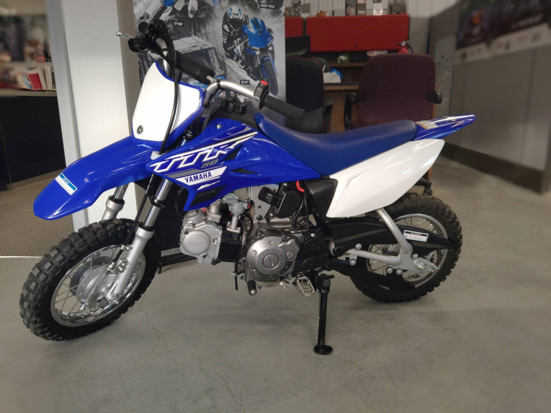 2019 Yamaha TT-R50E in Saint Helen, Michigan - Photo 1