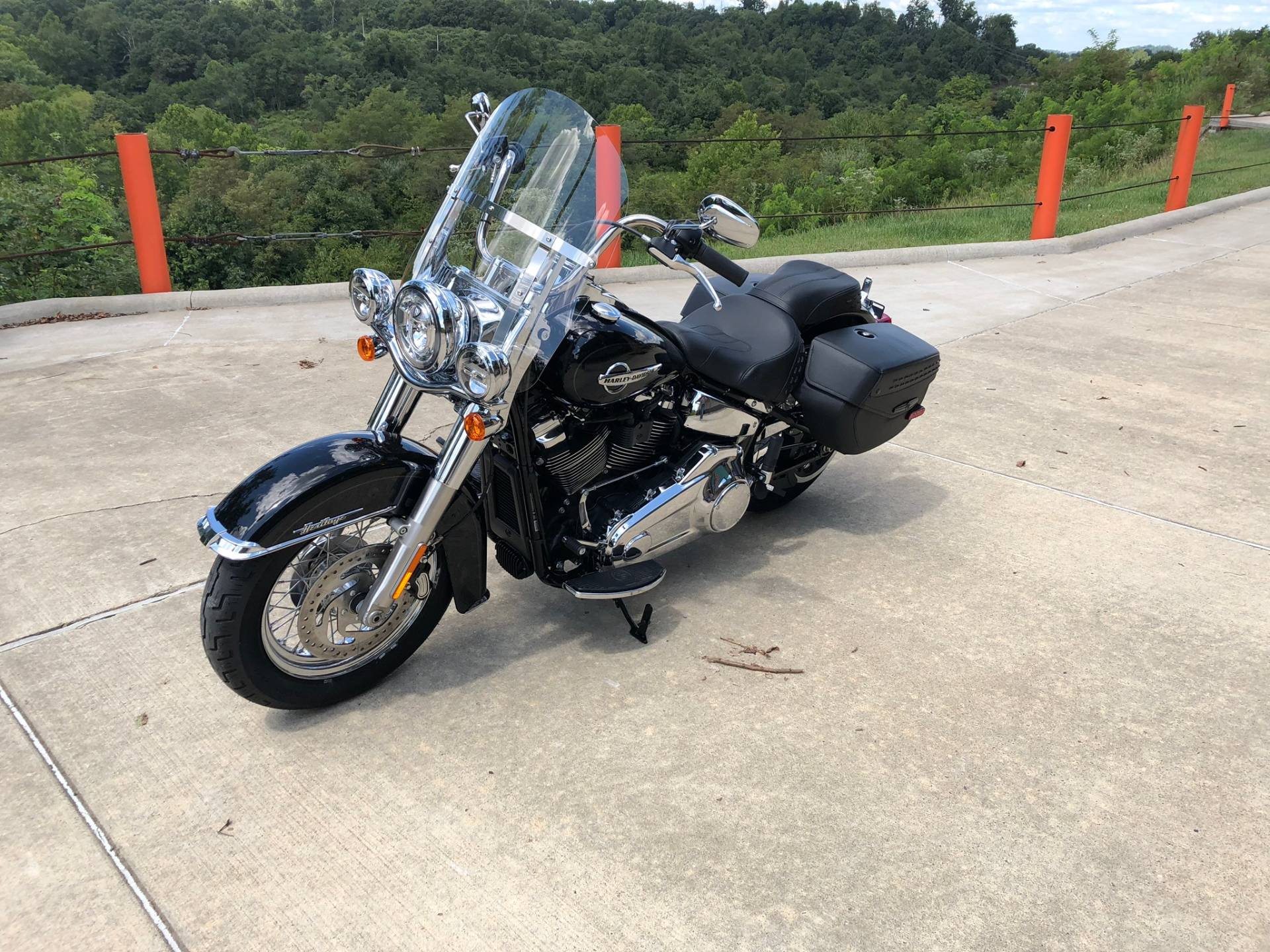 2020 Harley-Davidson Heritage 107 in Williamstown, West Virginia - Photo 4