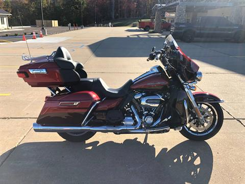 2018 Harley-Davidson Ultra Limited Low in Williamstown, West Virginia - Photo 1