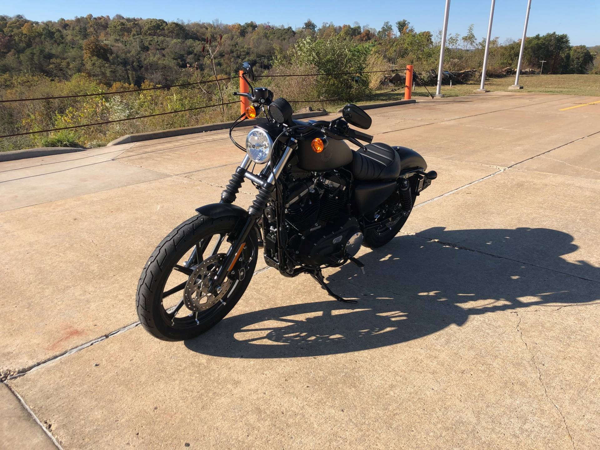 2020 Harley-Davidson xl883n in Williamstown, West Virginia - Photo 4