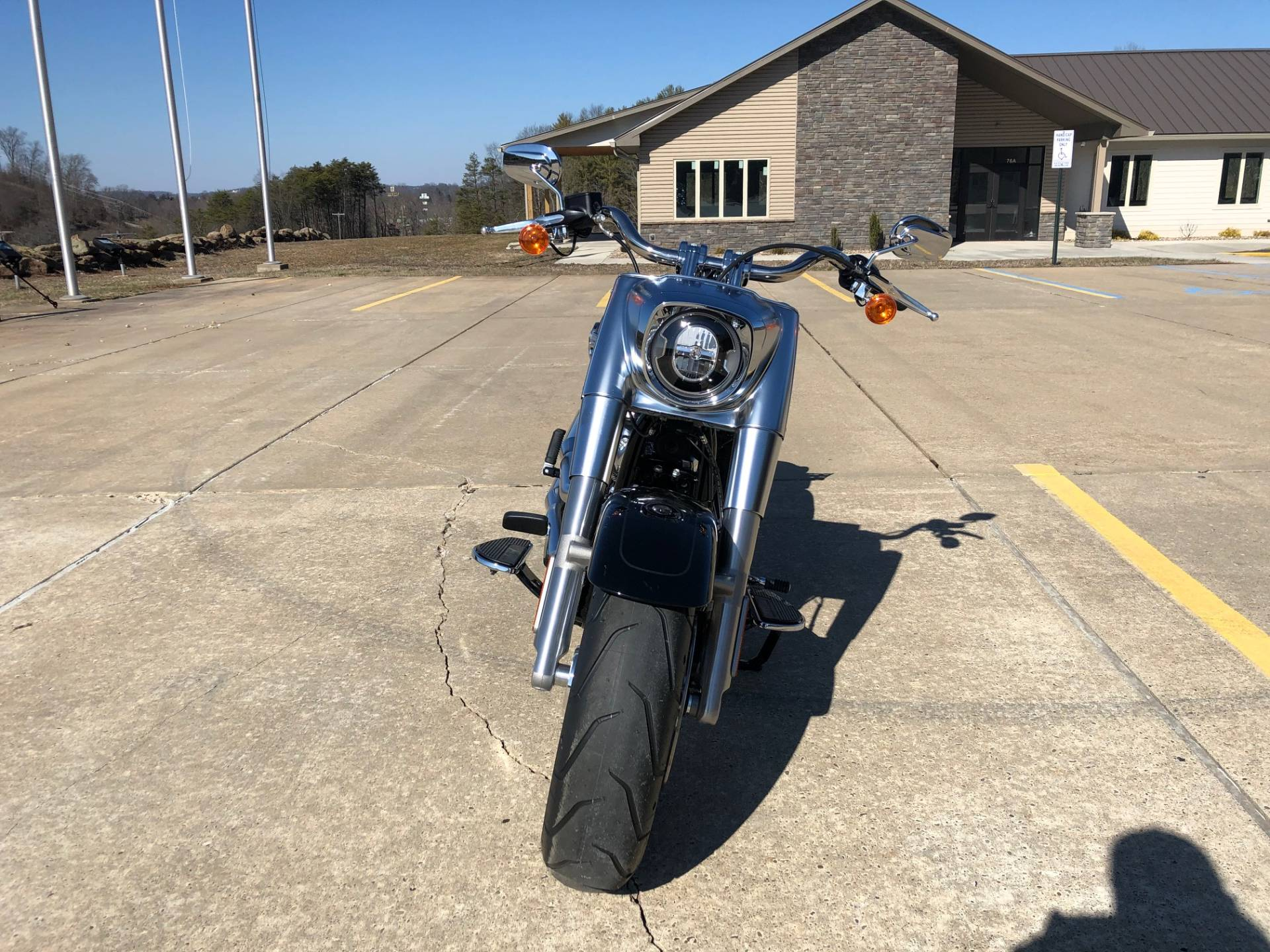 2020 Harley-Davidson Fat Boy® 114 in Williamstown, West Virginia - Photo 3