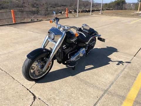 2020 Harley-Davidson Fat Boy® 114 in Williamstown, West Virginia - Photo 4