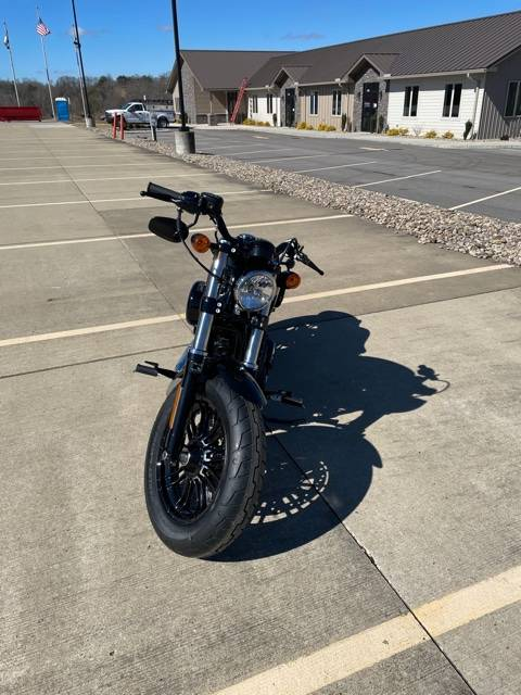 2021 Harley-Davidson Forty-Eight® in Williamstown, West Virginia - Photo 5