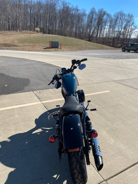 2021 Harley-Davidson Forty-Eight® in Williamstown, West Virginia - Photo 8