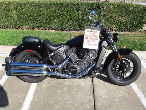 2016 Indian SCOUT SIXTY in Dublin, California