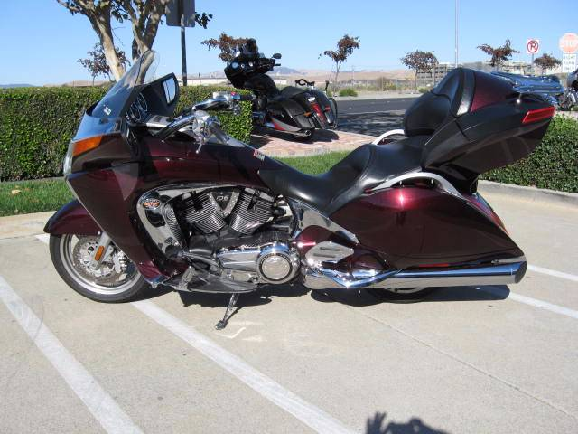 2008 Victory VISION in Dublin, California