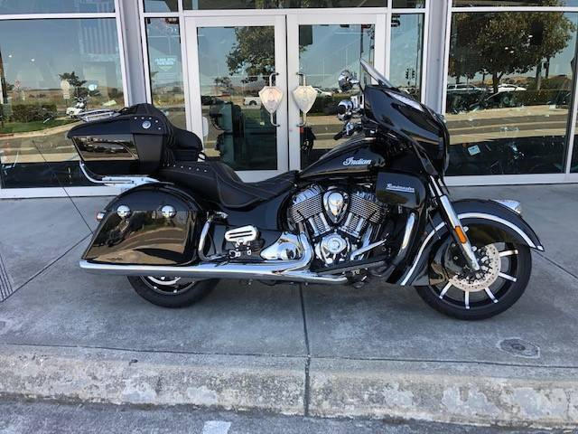 2018 Indian ROADMASTER in Dublin, California - Photo 1