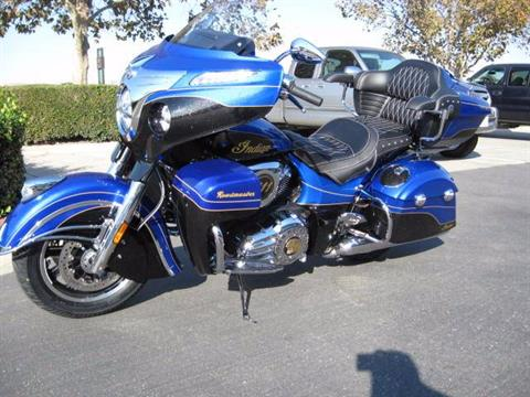 2018 Indian ROADMASTER ELITE in Dublin, California