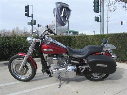 2008 HARLEY DAVIDSON DYNA SUPER GLIDE CUSTOM in Dublin, California